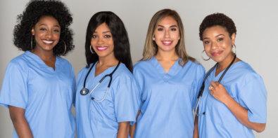 female nurses